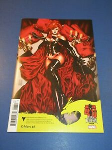 X-men #6 Brooks Dark Phoenix Variant NM Gem Wow