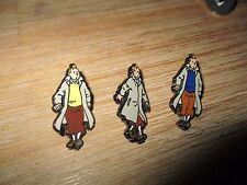 Vente Hergé-Lot pin s Tintin imper- 200 exemplaires-Estampillés Hergé-Années 80