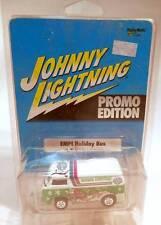 Johnny Lightning '60s Volkswagen Bus EMPI Christmas Holiday Edition VW 1/3,750