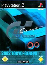 Gran Turismo Concept [PlayStation2] [video game]