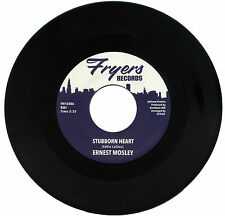 "ERNEST MOSLEY  ""STUBBORN HEART""      MONSTER NORTHERN SOUL"