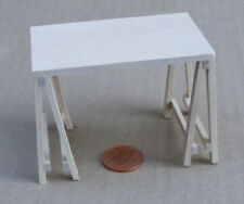 Single Item Wooden Miniature Tables for Dolls
