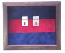 Medium Canadian Grenadier Guards Regimental Medal Display Case