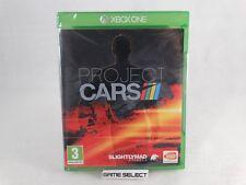 PROJECT CARS 1 - MICROSOFT XBOX ONE - PAL EU EUR ITA ITALIANO - NUOVO SIGILLATO