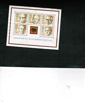 GERMANY 1982  FIVE PRESIDENTS**/ see scan cat #1384 USED $5.+ LOT E125