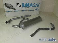 IMASAF Auspuff Endrohr für Mercedes T1 207//208//209//210//308//309//310 80-89