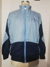 ADIDAS 70's giacca tuta wavey hoodie windbreaker retro' vintage size D 6 EU 52