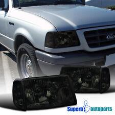 For 2001-2011 Ranger Smoke Headlights+Corner Turn Signal Lights