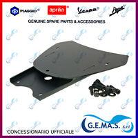 Piastra supporto base bauletto GIVI Piaggio Beverly 125 250 300 400 500 E344 >05