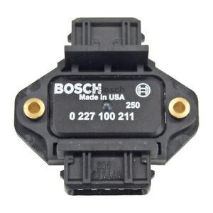 Bosch Ignition Switch 0 227 100 211 fits Volkswagen Golf 1.8T Mk4 (110kw)