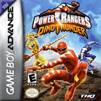 Power Rangers Dino Thunder - Nintendo Game Boy Advance