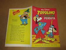 WALT DISNEY ALBO D'ORO N°12 TOPOLINO E LA LEGIONE PERDUTA 1955