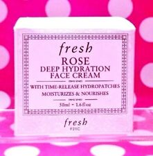 FRESH ROSE DEEP HYDRATION FACE CREAM 1.6 OZ FULL SIZE!  FRESH-AUTHENTIC-BOX!