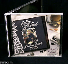 KELLY WILLARD Lookin' Back 1991 CD MARANATHA MUSIC