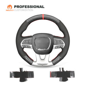 KPZ It is Just Bunch of Hocus-Pocus Universal Fit Leather Steering Wheel Covers Fit for Suvs,Trucks,Sedans