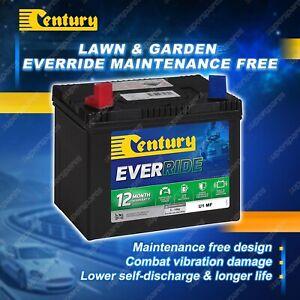 Century Everride MF Battery for Caterham Seven Cosworth 1700 Petrol RWD