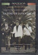 DVD - La Edad De La Violencia NEW Coleccion Mexico En Pantalla FAST SHIPPING !