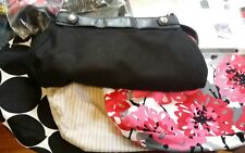 Thirty One Suite Skirt Purse Black Base Purse With 3 Skirts