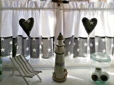 gardinen vorh nge im landhaus stil g nstig kaufen ebay. Black Bedroom Furniture Sets. Home Design Ideas