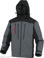 Cappotti e giacche da uomo grigie parka lungo