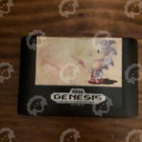 Sonic ( Sega Genesis )  Tested