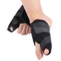 2X Big Toe Bunion Splint Straightener Corrector Hallux Relief Foot Pain LAUSX