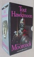 MICHAEL MOORCOCK  *** TOUT HAWKMOON. COFFRET TOMES 1 à 7  ***