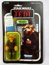Vtg Kenner Star Wars REE-YEES Return of the Jedi MOC Carded ROTJ MOSC SEALED