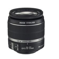 Canon EF-S 18-55mm f/0.25-0.8ft IS STM Lens Black