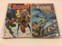 Lot of 12 Batman #488-489 491 494-495 498-500 Detective #666 675 DC Comics Keys
