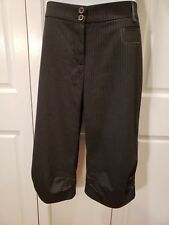 NWT capri pants three quarter  COP COPINE sz42