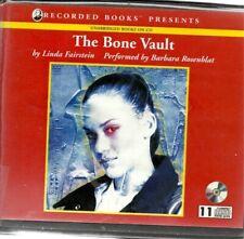 THE BONE VAULT by LINDA FAIRSTEIN ~UNABRIDGED CD AUDIOBOOK