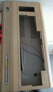 Commodore C64  Brotkasten Gehäuse + Blende + Schrauben (458900)