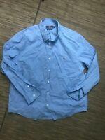 Vineyard Vines Adult Mens 2XL XXL Slim Fit Tucker Shirt Button Down Blue Cotton