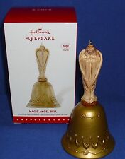 Hallmark Ornament Magic Angel Bell 2015 Plays Music Angels We Have Heard on High