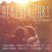 HERZBERÜHRT-DEUTSCHE POETEN 2 CD NEU
