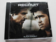 Klaus Badel THE RECRUIT Soundtrack Al Pacino Colin Farrell CD near mint