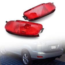 2x Bumper Fog Light Lamp Left DriverSide for Lexus RX300 RX330 RX350 2003-2008