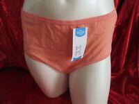 Sloggi EverNew Hipster - Größe 44 - orange - NEU - Dessous - 95% Baumwolle