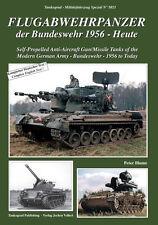 TANKOGRAD 5021 Flugabwehrpanzer der Bundeswehr 1956 - Heute