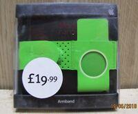 Genuine Apple iPod nano armband original 1st generation MA 185G/A Green