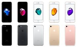 Apple IPHONE 7 128GB - 12MPX Cam - 2GB RAM - Sans Blocage SIM - Neuf