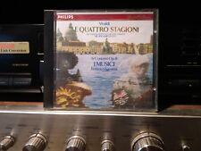 Vivaldi I Musici Federico Agostini – Le Quattro Stagioni - 6 Concerti Op. 8 CD