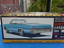 AMT 1965 PONTIAC GTO VINTAGE TROPHY KIT 2600-200 3 in 1