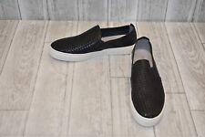 The Flexx Sneak Name Casual Slip On Shoes - Women's Size 9.5 - Black