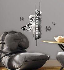 STAR WARS VII THE FORCE AWAKENS STORMTROOPER wall stickers 8 decals room decor