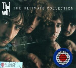 THE WHO - The Ultimate Collection (Special Limited Edition) - 3xCD Album
