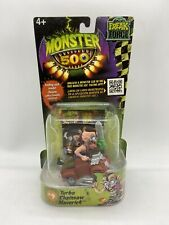 Monster 500 #9 Turbo Chainsaw Maverick Freak Force Car Trading Card Invasion 2
