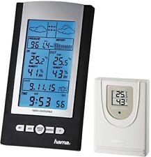 Stations météorologiques Hama horloge pour la maison