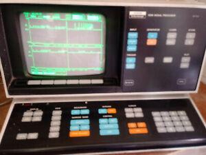 Solartron Slumberger Spectrum Analyser / 1200 Signal Processor